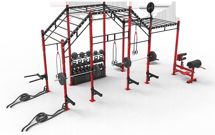 Pre-owned Storage Racks & Weights