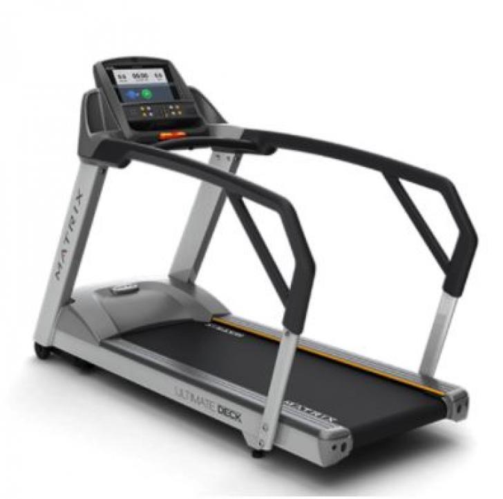 Worn Treadmill Deck: T3xh Treadmill