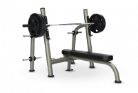 Aura Series Olympic Flat Bench G3FW13