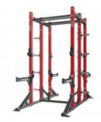 Hammer Strength HD Athletic Half / Half Combo Rack