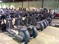 Life Fitness Ellipticals