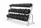 3-tier Flat-tray Dumbbell Rack MG-A689