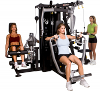Batca Omega 4 Multi-Station Gym