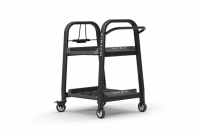 Connexus 2-Shelf Storage Cart