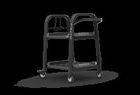 Connexus 2-Shelf Storage Cart