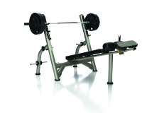 Aura Series Olympic Decline Bench G3FW15