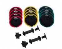 Hyperwear Softbell Dumbbell Set