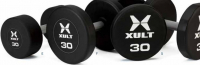 Xult Rubber Round Dumbbell