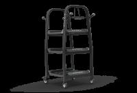Connexus 3-Shelf Storage Cart