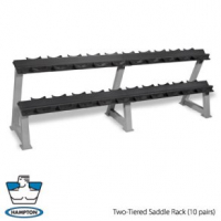 Hampton Fitness - Saddle Racks