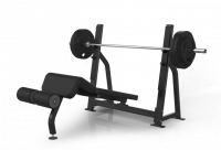Varsity Series Olympic Decline Bench VY-D80