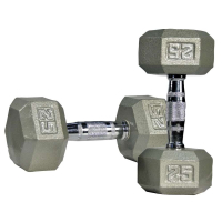 Super-Hex Dumbbell - Various