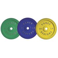 Bumper Plates - Various