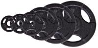 FlexGuard Olympic Grip Plates - Various