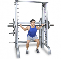 SMITH MACHINE Inflight