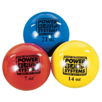 Power Throw-Ball Softball Medicine Ball - Various