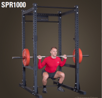 Body Solid's SPRI1000 Commercial Power Rack