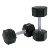 TRI GRIP© HEX DUMBBELL