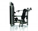 Aura Series Converging Shoulder Press G3-S23