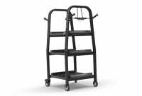 Connexus 3-Shelf Storage Cart