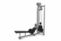 MAGNUM SERIES Dual-pulley Low Row MG-DP926 Station
