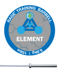 RAGE ELEMENT BARBELL