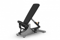 Magnum Series Flat-to-incline Bench w/Horizontal Adjustment MG-A695