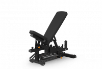 Varsity Series Flat-to-incline Bench w/Horizontal Adjustment VY-D695