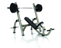 Aura Series Olympic Incline Bench G3FW14