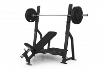 Varsity Series Olympic Incline Bench VY-D79