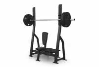 Varsity Series Olympic Shoulder Bench VY-D45