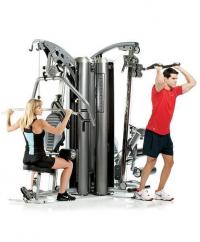 3-Station Multi Gym System AP-7300