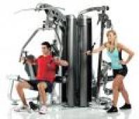 AP-7400 4-Station Multi Gym System (Nylon Pulley's)