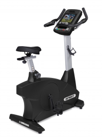 CU900ENT Upright Bike with TV and Internet