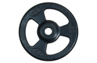 ISO-Grip Olympic Plate (Rubber Encased)
