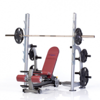 Olympic 4-Way  Bench PPF-711