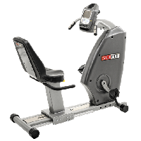 SCIFIT 1000R Recumbent Bike - CS