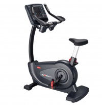 B8 Upright Bike - Entertainment Console