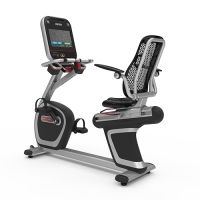 "8-RB Recumbent Exercise Bike - 10"" Embedded"