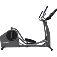 E1 Elliptical Cross-Trainer -Go Console