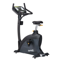 ECO-POWR™ G545U Upright Bike