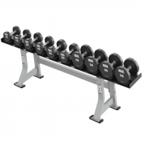 Hammer Strength Single-Tier Dumbbell Rack