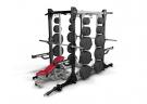 HD Elite Rack  - Half Rack Available in 8 & 9 feet