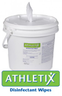 Athletix Disinfectant Wipes