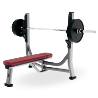 Signature Series Olympic Flat Bench