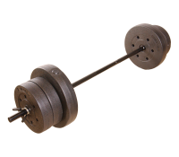 100 LB WEIGHT SET