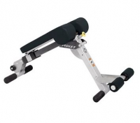 HF-4263 ADJUSTABLE AB / BACK HYPER BENCH