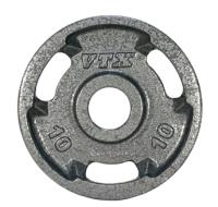 GO-V Steel Grip Plate - 2.5lbs