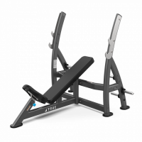 XFW-7200 Incline Press Bench with Plate Holders