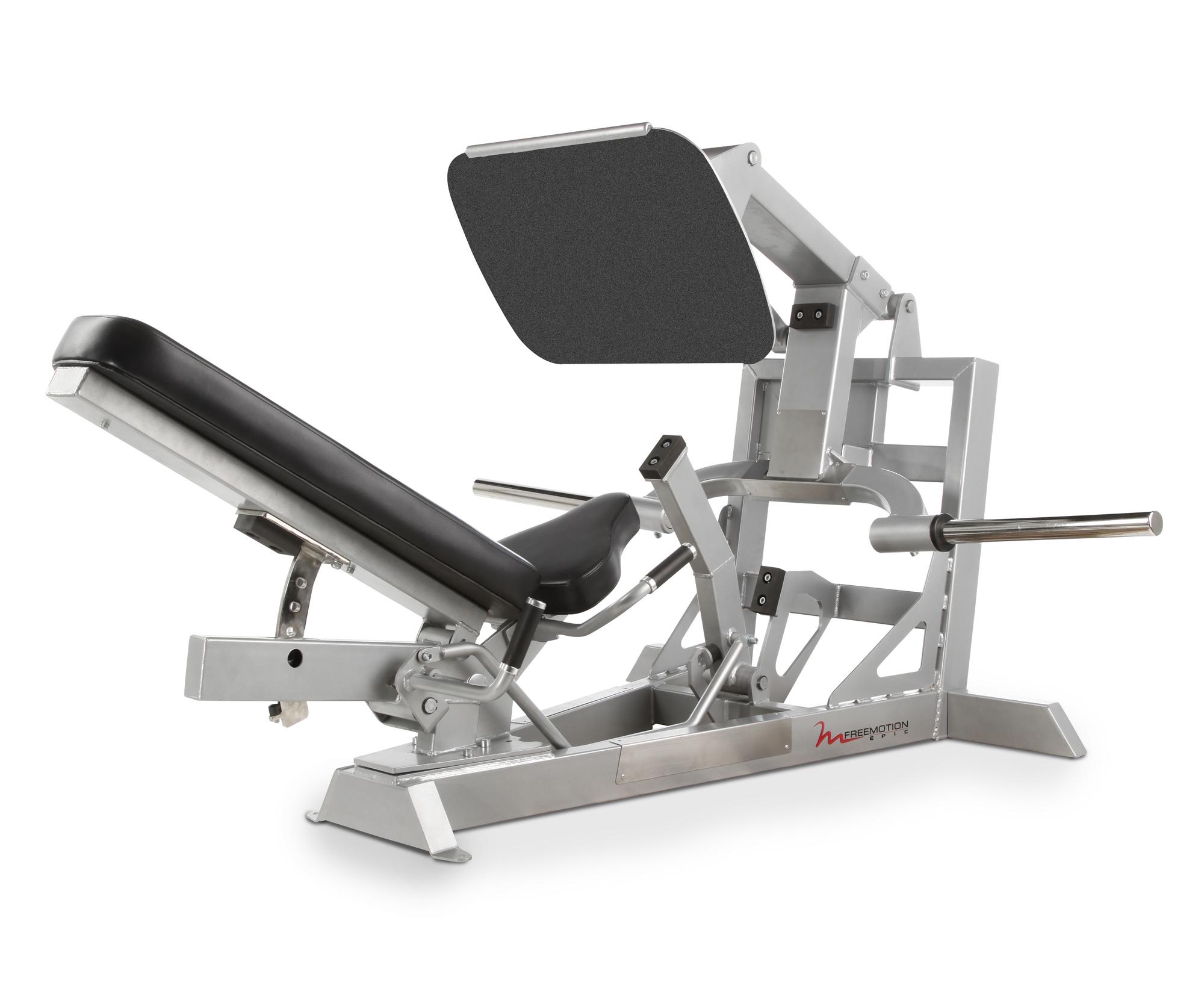Epic Plate Loaded Leg Press-F304